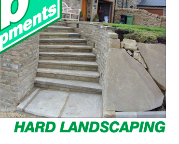RB Developments - Hard Landscaping